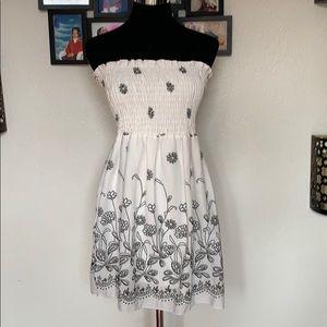 Dori Strapless Dress